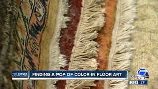 Gallery provides new design options for furniture and floors - Video