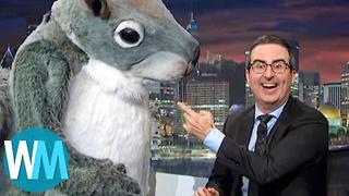 Another Top 10 John Oliver Moments on Last Week Tonight - Video