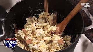 How to make Popcorn S'mores Balls - Video