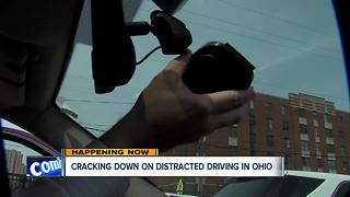 Driving while distracted could lead to $100 fine under new Ohio law