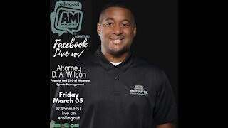 Attorney D.A. Wilson drops knowledge on AM Wake-Up Call