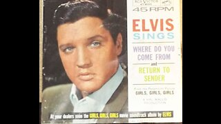 Elvis Presley Where Do You Come From HD