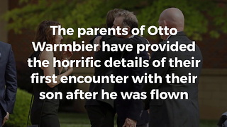 Otto Warmbier's Parents Blast North Korea As 'Terrorist Country' - Video
