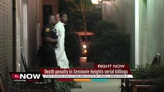 State seeks death penalty against Seminole Heights suspect - Video