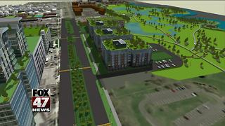 Lansing City Council to consider Red Cedar Renaissance proposal - Video