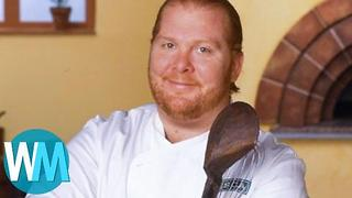 Top 10 Celebrity Chef Scandals - Video