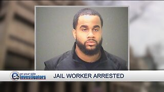 Cuyahoga County Jail corrections officer arrested by narcotics detectives