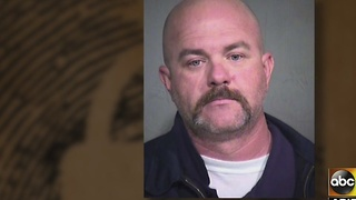 A hospital worker is accused of stealing patients' credit cards in Sun City