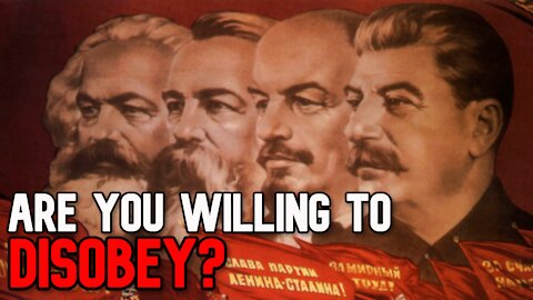 Are YOU Willing To Disobey? | How Disobedience can SAVE Us