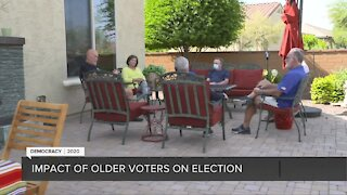 Impact of older voters on election