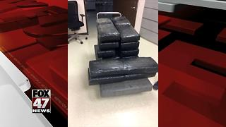 Marijuana found in Ford, Lincoln cars shipped from Mexico - Video
