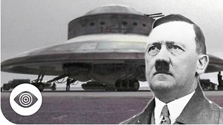 Did The Nazis Build A UFO? - Video