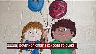 Governor orders schools to close