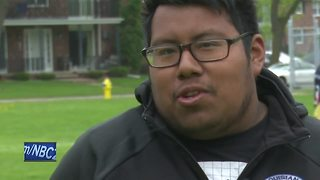 Green Bay Police bond with Latino community on the pitch