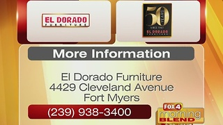 After Thanksgiving Sale at El Dorado Furniture 11/17/16 - Video
