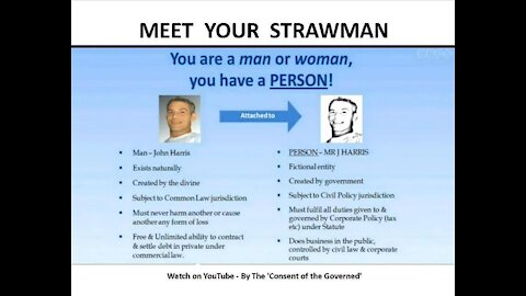 STRAWMAN - THE NATURE OF THE CAGE (DOCUMENTARY)