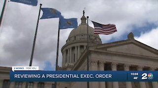Oklahoma House bill questions presidential executive orders