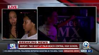 Parents, students react to Palm Beach Central High School shooting