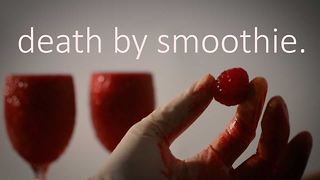 Eat the Season: Death by raspberry smoothie - Video