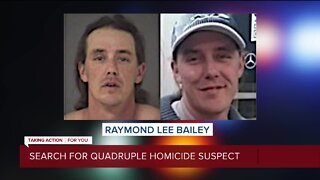 Police looking for Sumpter Township quadruple homicide suspect