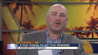 5+ fun things to do this weekend