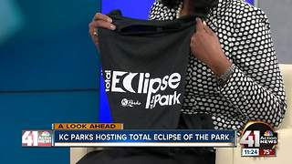 KC Parks to host 'Total Eclipse of the Park' - Video