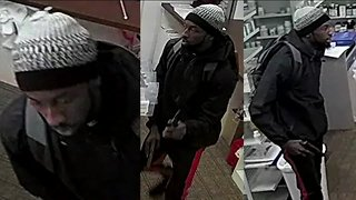 Armed robbery suspects wanted