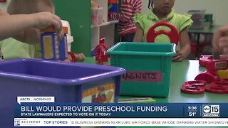 Bill would provide preschool funding