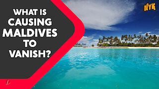Is the Maldives dying a slow death? *