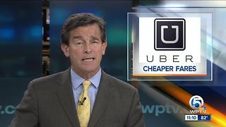 Taking Uber in Stuart might soon be cheaper - Video