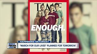 Stoneman Douglas HS teacher speaks ahead of March for our Lives - Video