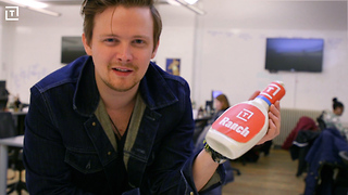 Wil Puts Ranch Dressing On Everything - Video