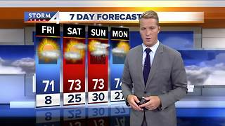 Today's Storm Team 4cast - Video