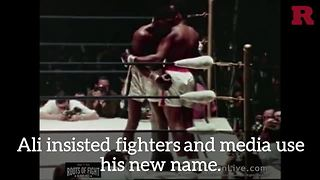 What made Muhammad Ali the Greatest? These are the moments: - Video