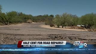 Would you pay more for better roads? - Video
