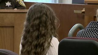 Anissa Weier talks about Slender Man stabbings - Video