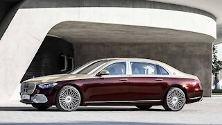 2022 Mercedes Maybach S580 - interior Exterior and Drive (World's Best Luxury Sedan)