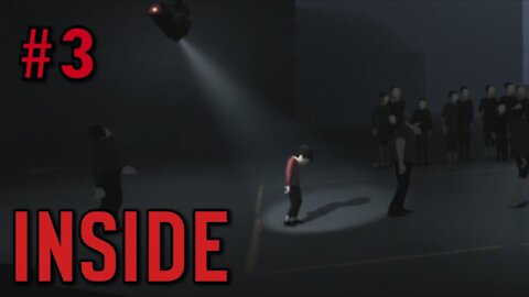 Playdead's INSIDE (March) Let's Play! #3