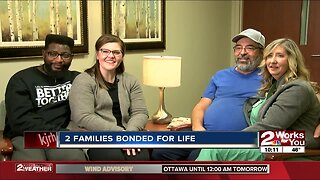 2 Families bonded for life