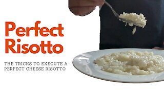 Delicious recipes: How to execute the perfect cheese risotto