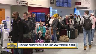 Hopkins budget could include new terminal plans
