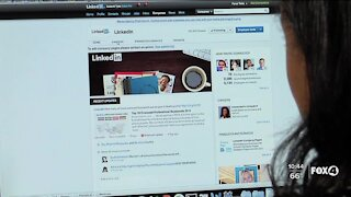 LinkedIn data reportedly found for sale