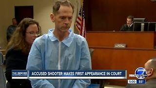 Thornton Walmart shooting suspect makes court appearance, will be formally charged Monday - Video