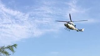 Medevac Chopper Arrives After GOP Congressman, Aides, Shot at During Baseball Practice - Video