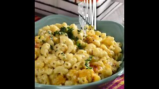 Macaroni with Cheese Gratin
