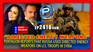EP 2416-9AM Russia Behind 'Directed Energy' Attacks On US Troops In Syria