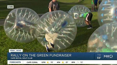 Rally on the Green fundraiser for Cape Coral Charter School Foundation