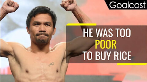 Manny Pacquiao - The Toughest Man On The Planet