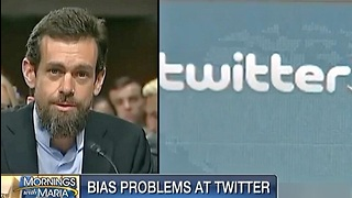 Twitter under fire for targeting conservatives - Video