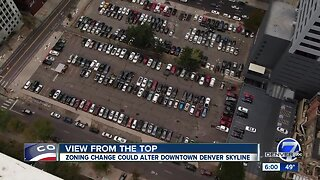 More high-rises in downtown Denver? They could be coming to Sherman Street